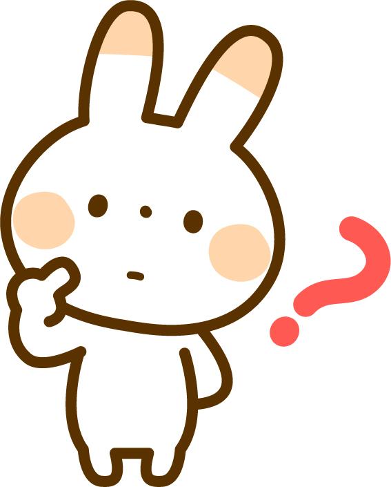 パワーヨガを知らないウサギ
