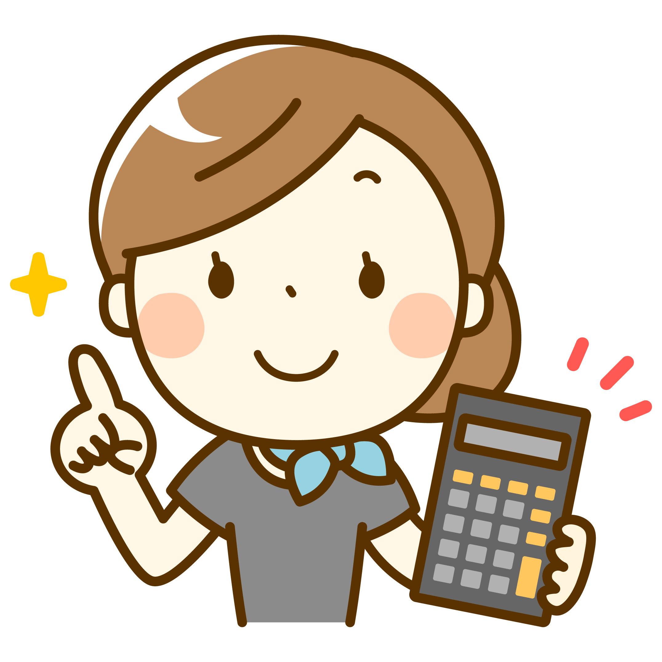 リーンボディの料金プランを紹介する女性