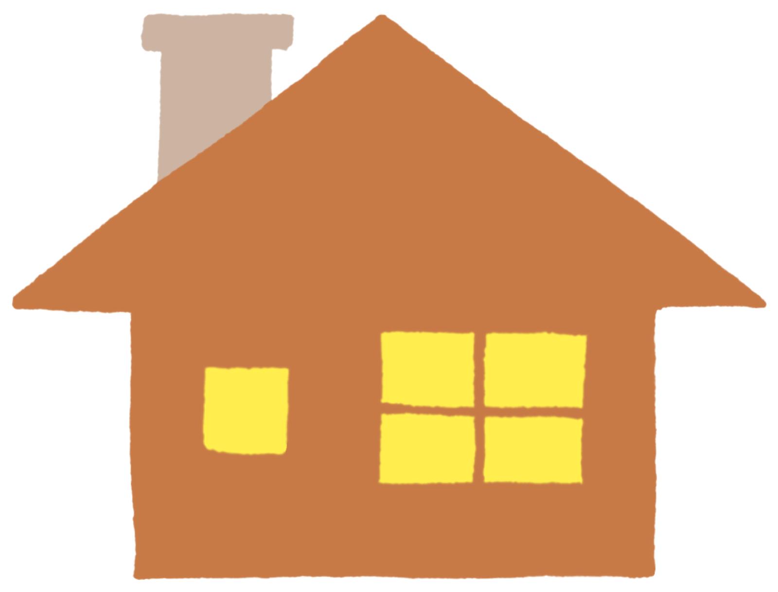 古風な自宅の画像