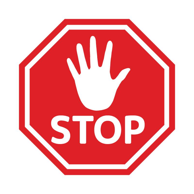 リーンボディを利用することの停止を促す画像